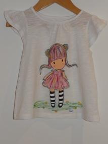 Camisetas niñas